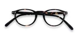 Izipizi, leesbril, model A, tortoise