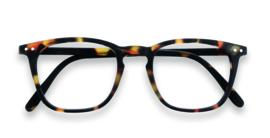 Izipizi, leesbril, model E, tortoise, diverse sterktes
