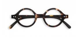 Izipizi, leesbril, model, J, Tortoise