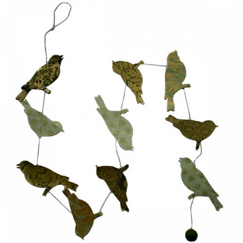 slinger, vogel, groen