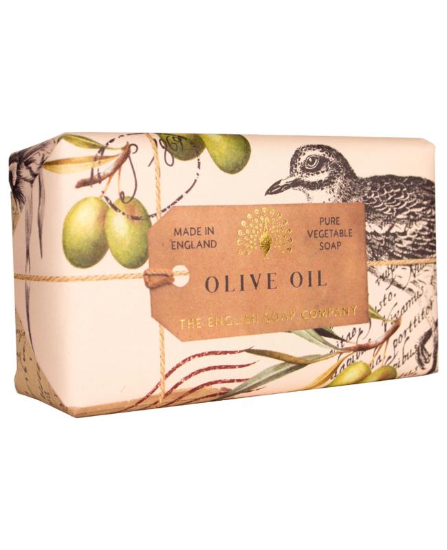 zeep olijfolie