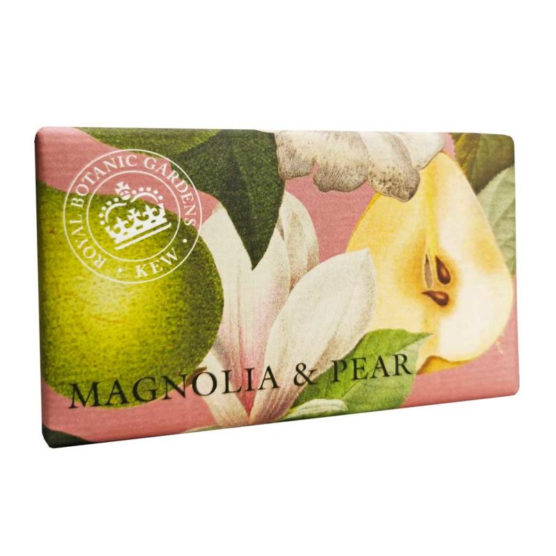 zeep magnolia en peer