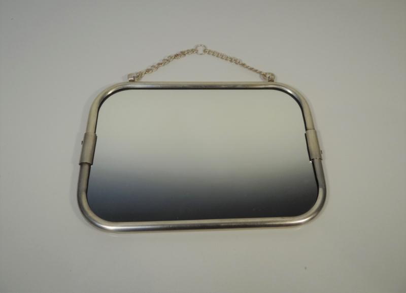 spiegels zilverkleurig