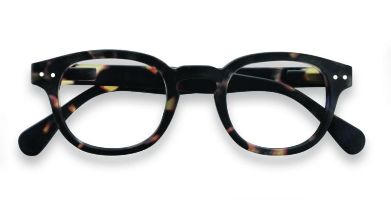 Izipizi, leesbril, model C, Tortoise, diverse sterktes