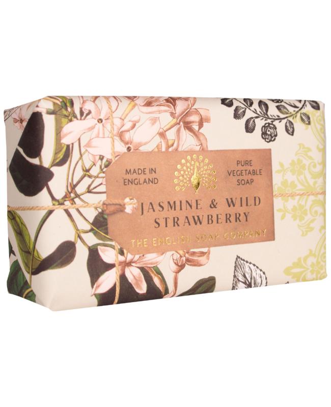 zeep jasmijn & wilde aardbeien