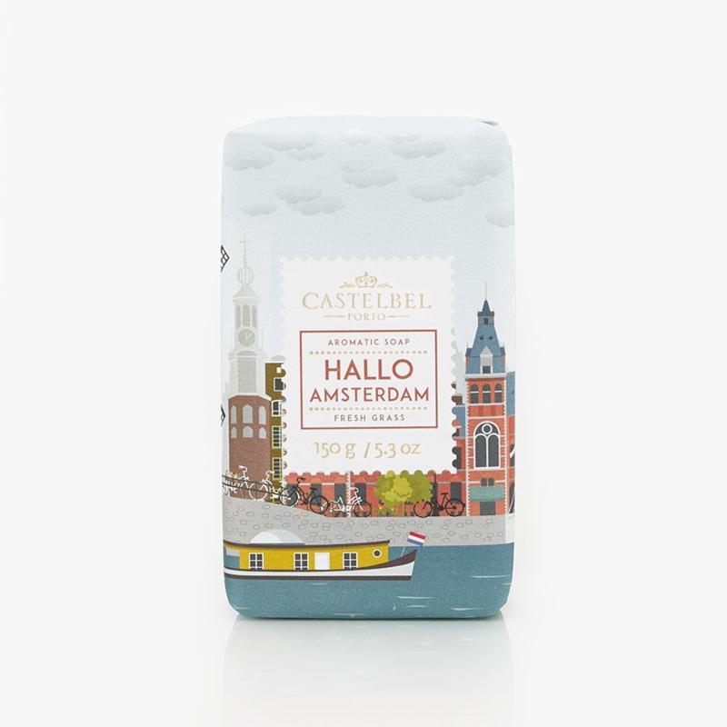 Amsterdam zeep