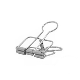 Binder clip zilver 32 mm