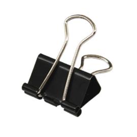 Foldback clip zwart 51 mm