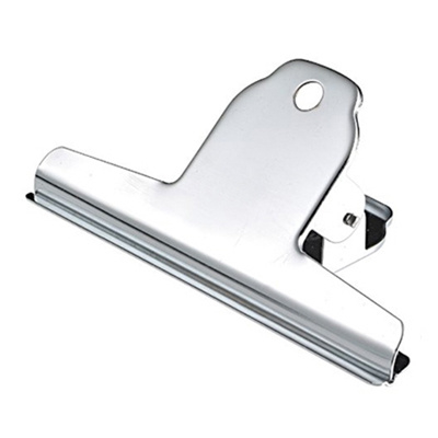Spring clip zilver 100 mm
