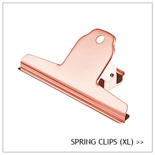Spring clip, papierklem XL