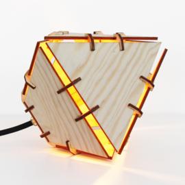 Triangle  Tafellamp