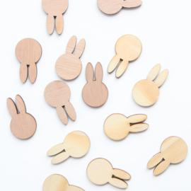 Zakje mini Bunny's (12 stuks)