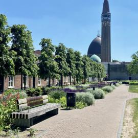 Centrum van leer - Waalwijk