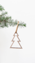 Kersthanger Kerstboom