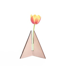 Triangle Vaasje - Okoume