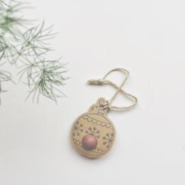 Blossombs Kersthanger - Kerstbal