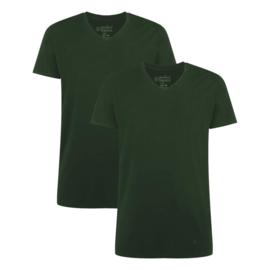 2-pack T-shirts V-neck