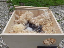 Zachte houtvezels 20 liter