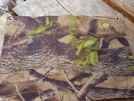 HM01 Grote camouflage hangmaat (36 x 52 cm)