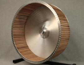 Aluminium Loopwiel