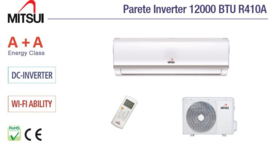 Airco split unit MITSUI 12000 BTU Koelt 125  M3