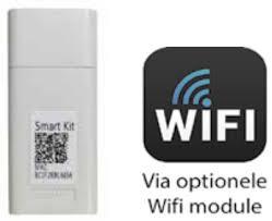 Wifi module voor de Mitsui Airco's