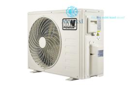 Mwpower multi split units 2 x 12000 BTU
