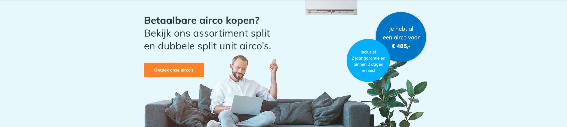 Airco XXL webshop