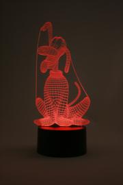 Pluto led lamp