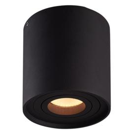 Smart WiFi LED Opbouwspot plafond 'Ray' Kantelbaar