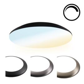 Plafondlamp/Plafonniere  Dimbaar + CCT IP65
