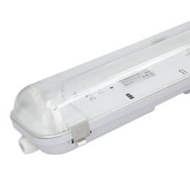 LED TL Armatuur IP65 150 cm RVS Clips