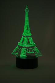 Eiffeltoren led lamp