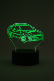 Subaru impreza led lamp