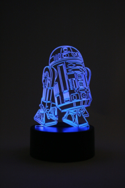 R2-D2 led lamp
