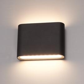 Dimbare LED Wandlamp Dallas S