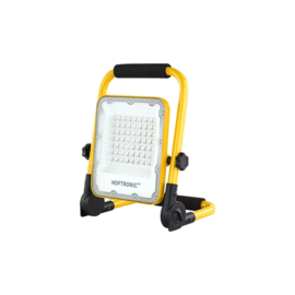 LED breedstralers met accu