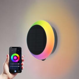LED Smart Solarlamp