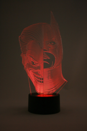 Batman VS The Joker led lamp