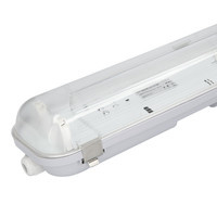 LED TL Armatuur IP65 60 cm RVS Clips