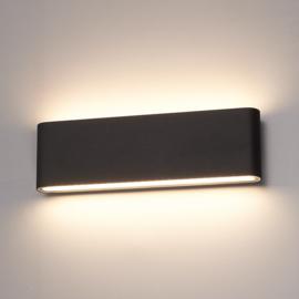 Dimbare LED Wandlamp Dallas XL