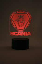 Scania led lamp
