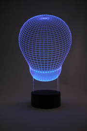 Lichtbol led lamp