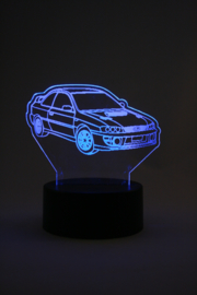 Subaru impreza led lamp