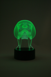 Walrus led lamp