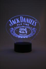 Jack daniels led lamp