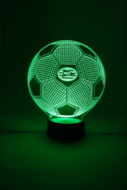 Voetbal PSV led lamp