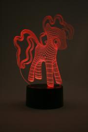 Pony led lamp