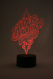 Harley davidson led lamp