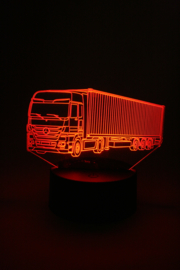 Mercedes truck led lamp